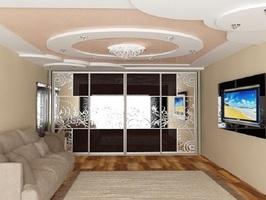 дизайн интерьера квартир в Омске