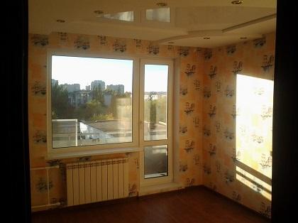 Стандартный ремонт в Омске
