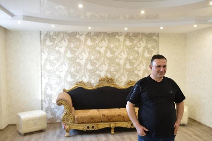 комплексный ремонт квартир под ключ в Омске