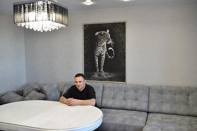 ремонт домов и коттеджей в Омске