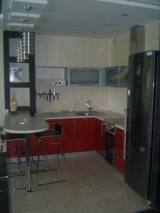 Дизайн интерьера квартиры в Омске